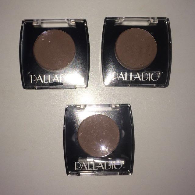 Brow powder in dark brown /palladio