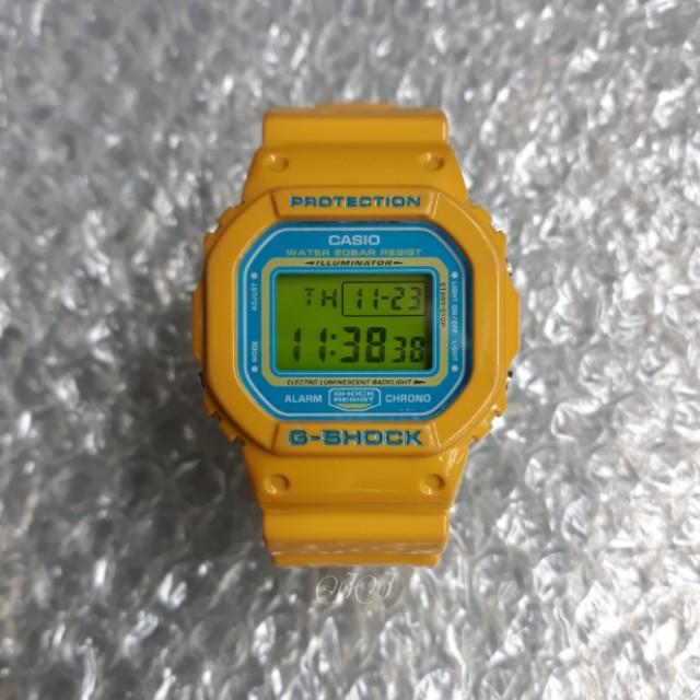 4ad771d82ff Casio G-Shock DW 5600CS-9 ORIGINAL, Men's Fashion, Watches on Carousell