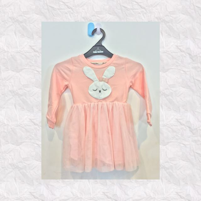 Cat Closed Dress Baby
