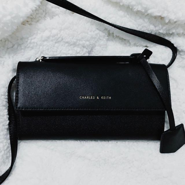 Charles & keith purse