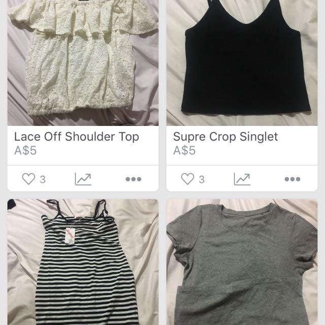 Clothing bundle!!