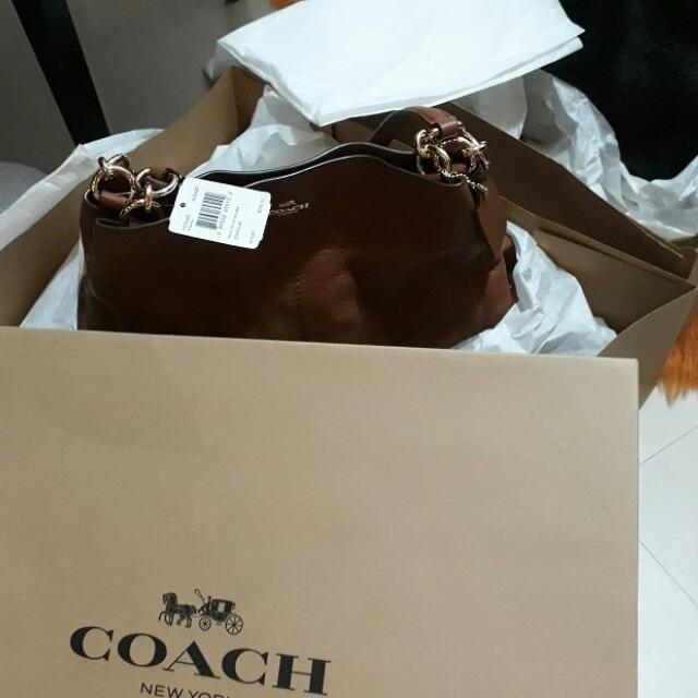 Coach Bag (brown)