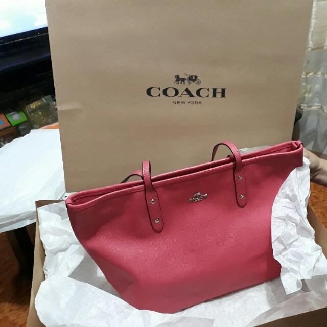 Coach Bag (pink)