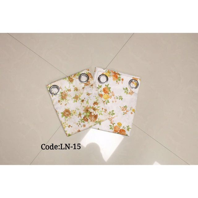 Curtain Brocade LN-15