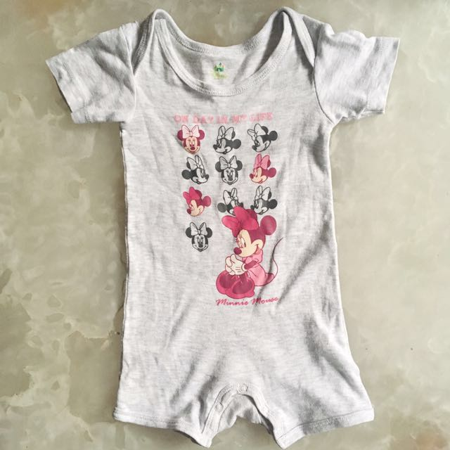 Disney Baby Minnie Mouse Romper