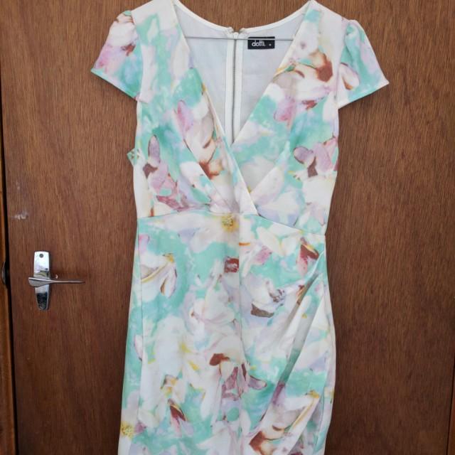 Dotti Floral Mini Dress
