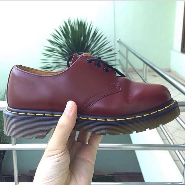 Dr. Martens 1461 Cherry Red 5 UK | 38 EUR
