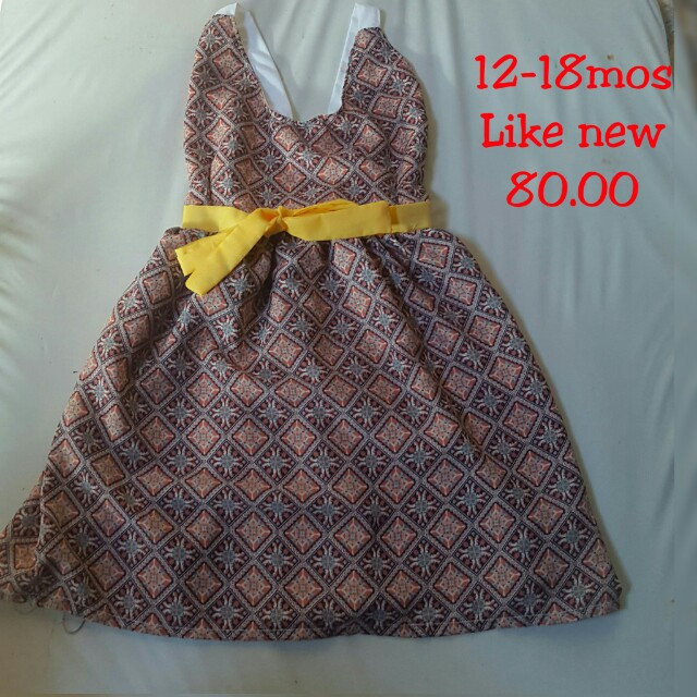 Dress for 13-18mos