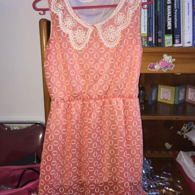 dress pink salem