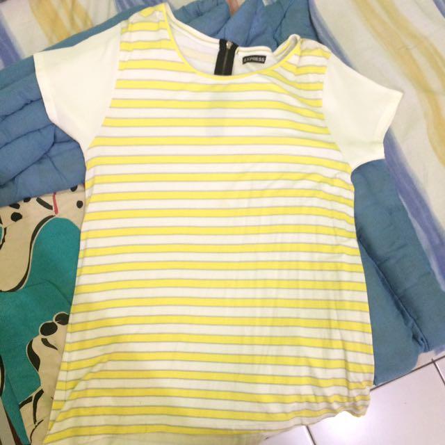 Express stripes blouse