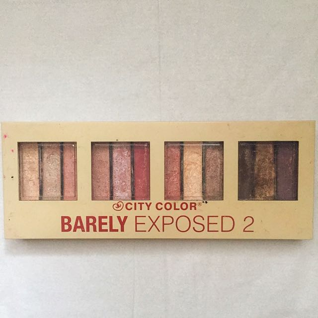 Eyeshadow City Colour