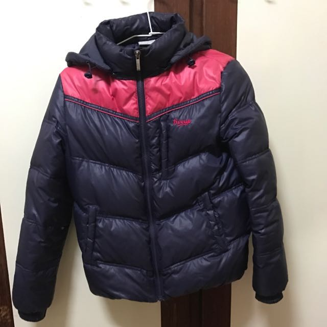 five up極保暖型羽絨外套