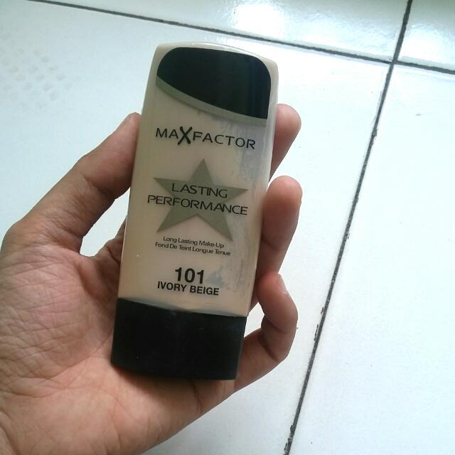 Foundation Maxfactor
