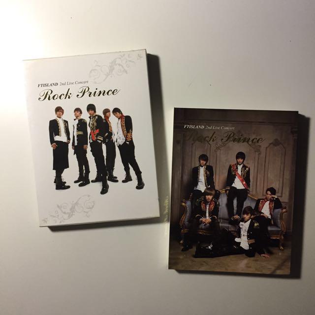 FTISLAND 2nd LIVE Concert DVD