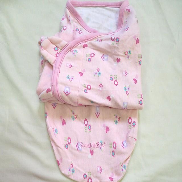 Garanimals Summer Infant Pink Swaddle