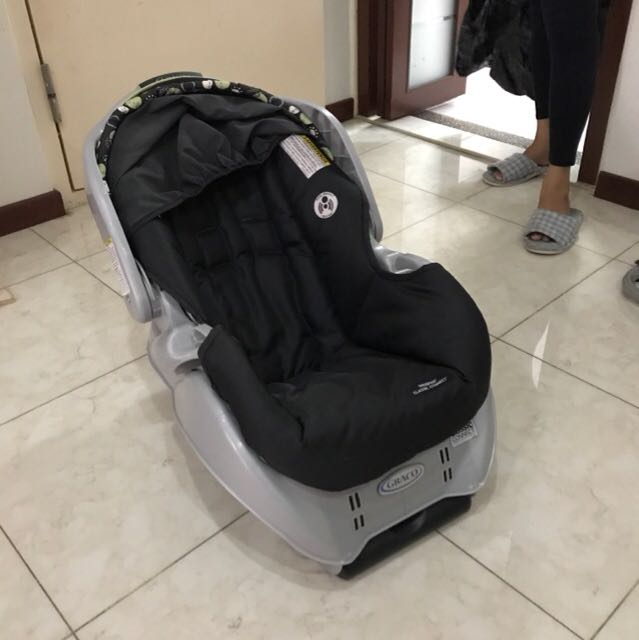 GRACO Baby Car Seat Carrier Accessories On Carousell