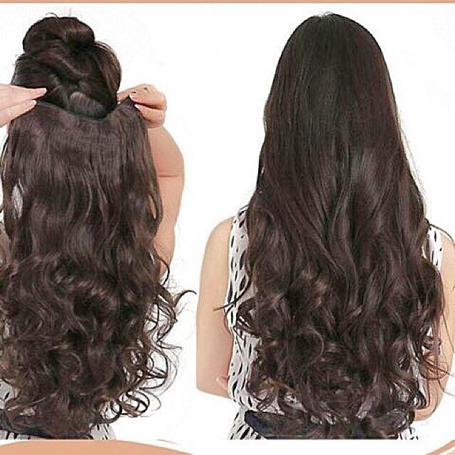 HAIRCLIP EXTENSION ORIGINAL KOREA
