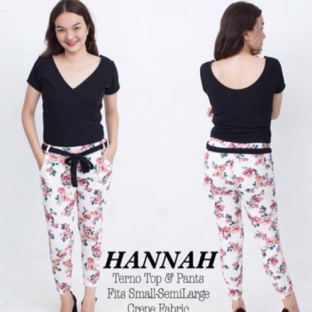 Hannah terno