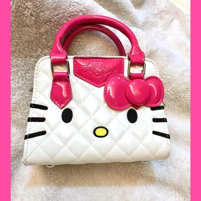 Hello Kitty Little Girl's Small Handbag
