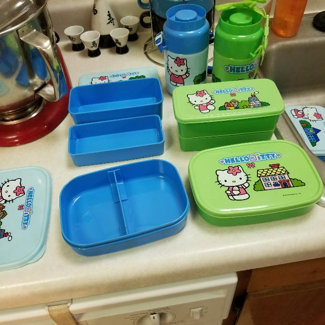 Hello Kitty Lunch sets
