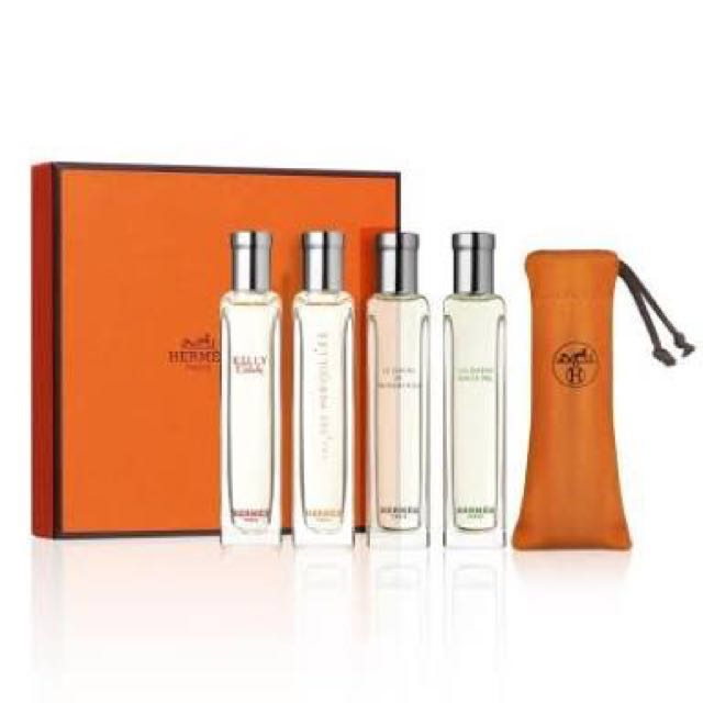 Hermes花園系列香水15ml單支