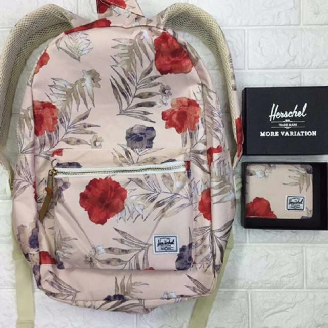 Herschel Bags and wallets