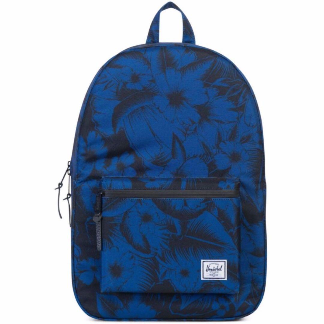 4c4076a616 Herschel Supply Co. Settlement Backpack 23L-JUNGLE FLORAL BLUE ...
