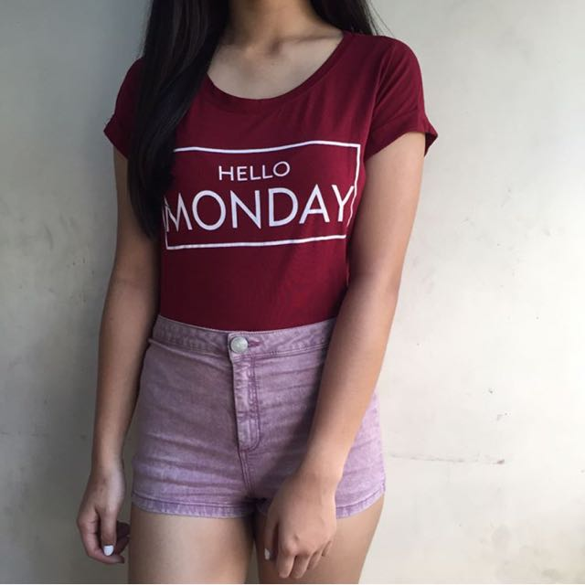 H&m Hello Monday