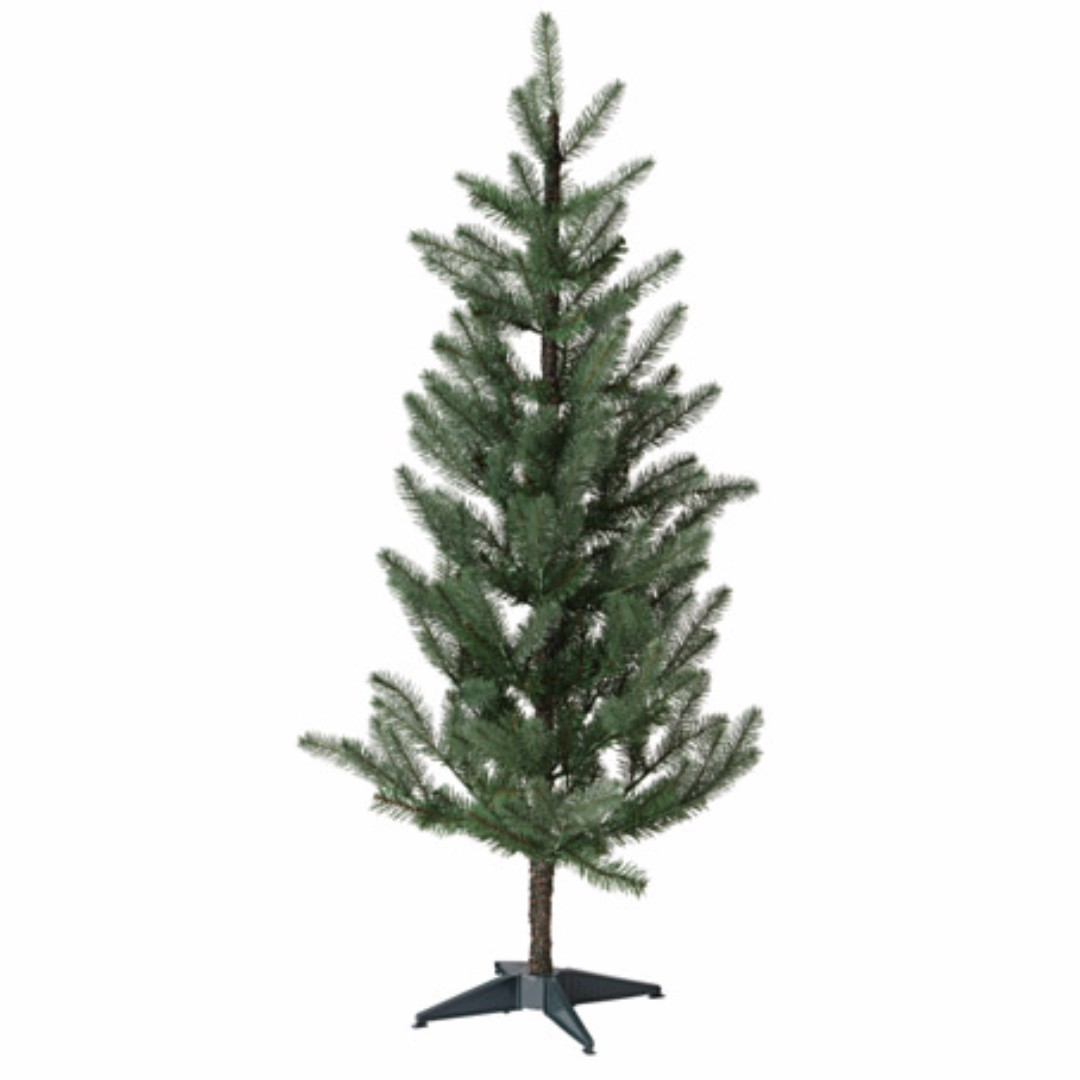 IKEA FEJKA Christmas Tree (155CM), Home & Furniture, Home Décor on ...