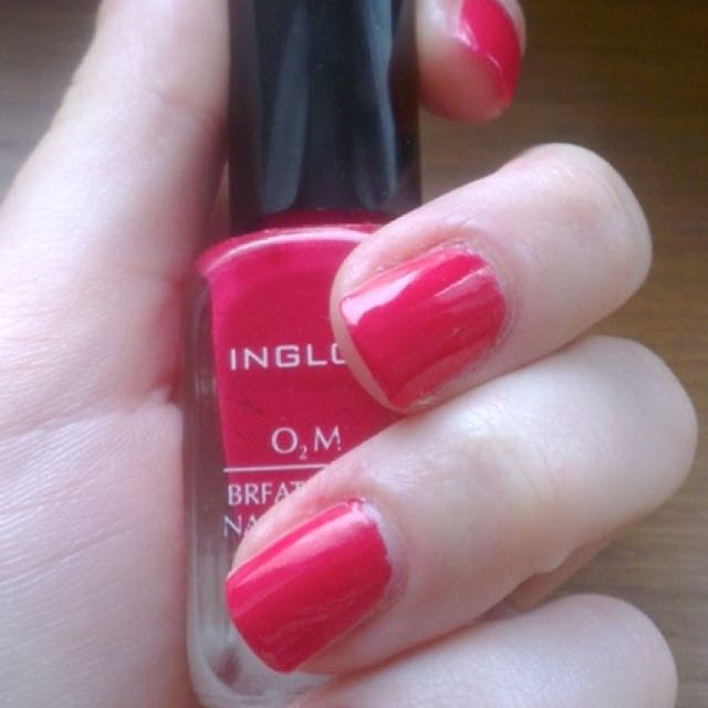 Inglot Breathable Nail Enamel 661, Health & Beauty, Perfumes, Nail ...