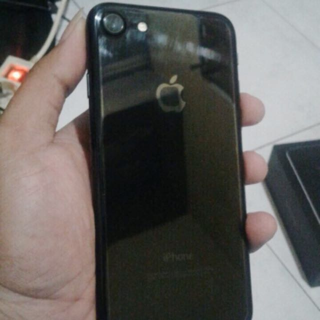 IPHONE 7 128 GB JETBLACK