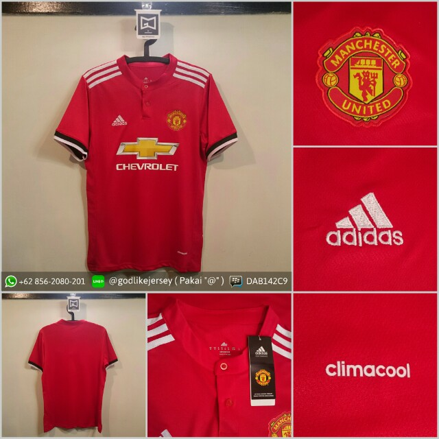 Jersey Manchester United Home 17/18