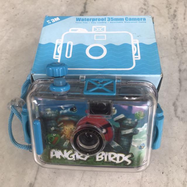 [JUAL CEPAT] Lomo Waterproof Angry Birds