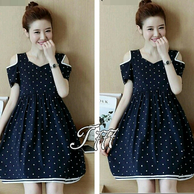 Jual Dress Pesta Murah Midi Dress Mini Rok Overall Jumsuit Off