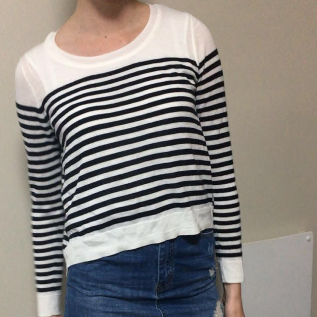 Just Jeans Striped Shirt