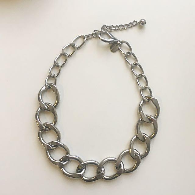 L O V I S A | Silver Chain Necklace