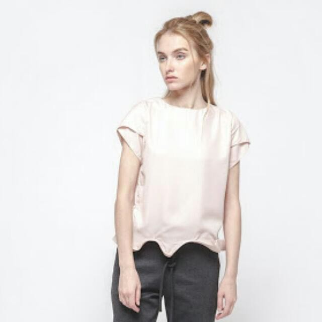 Label8store Creme Top