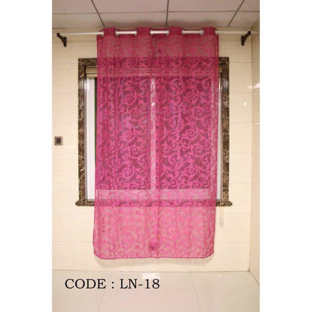 Lace Curtain LN-18