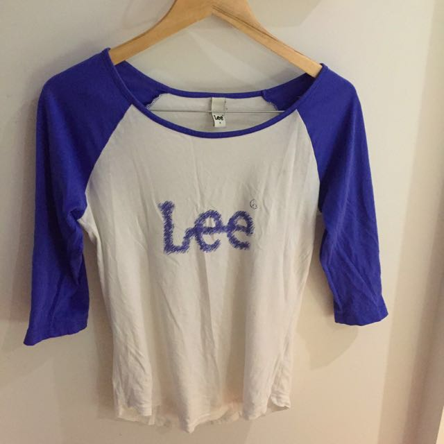 Lee long sleeve shirt ( vintage look )