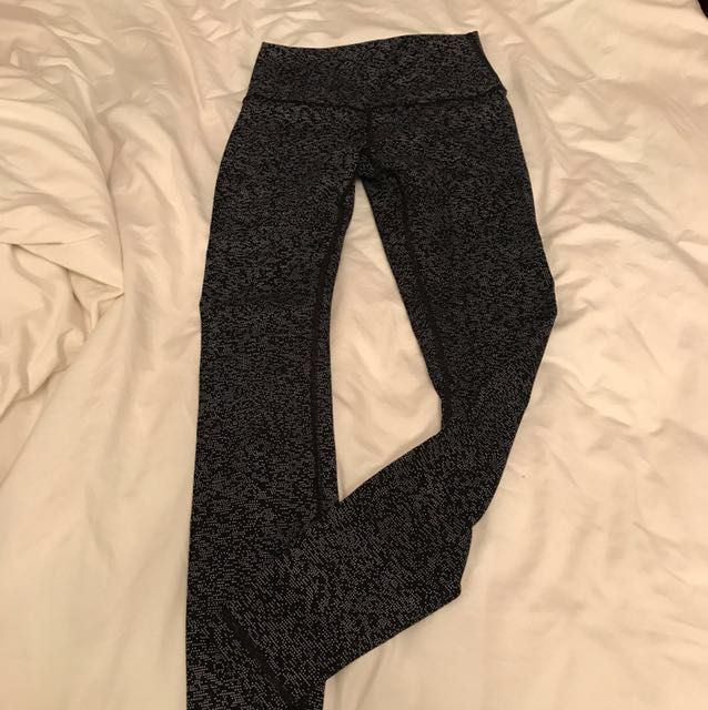Lululemon Hugged tights