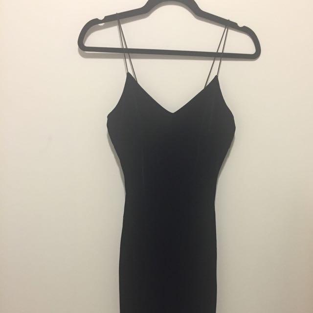 M Boutique Velvet Dress