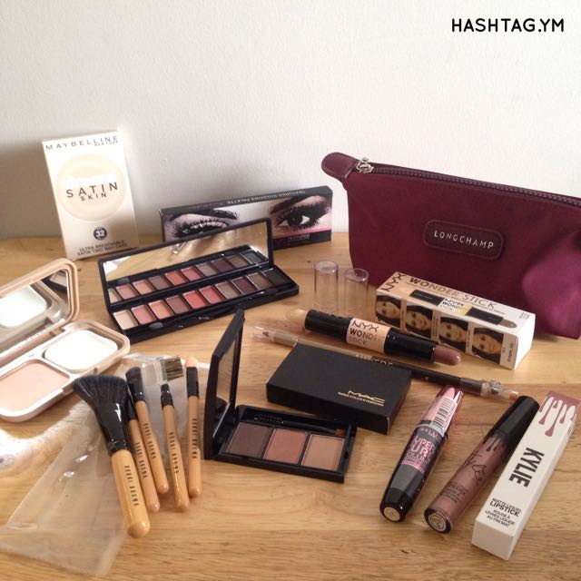 Make-up Bundle no.3
