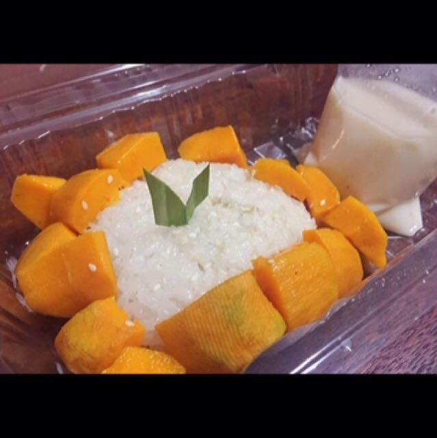 Mango stickt rice