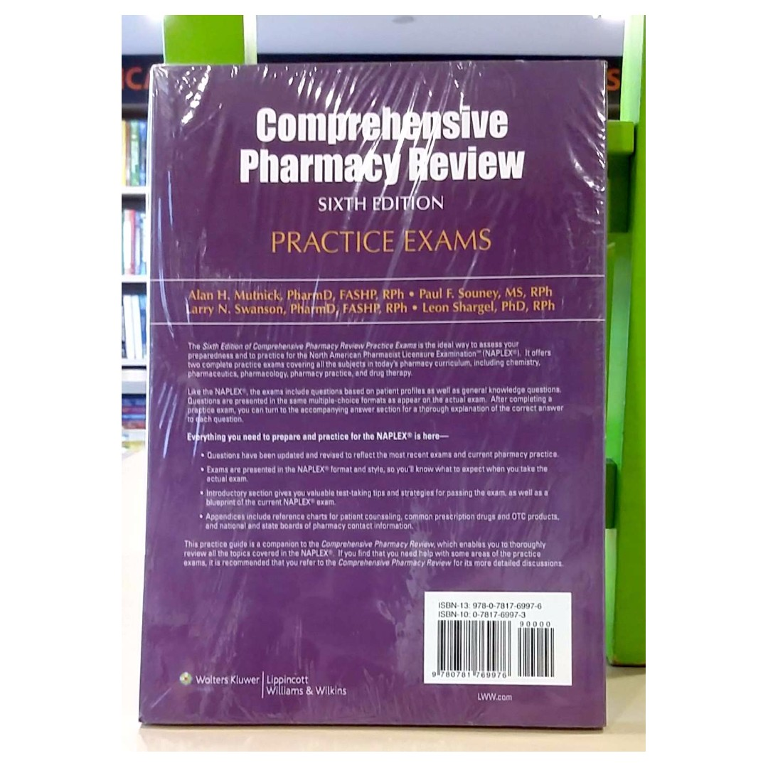 Medical book comprehensive pharmacy review by alan mutnick books medical book comprehensive pharmacy review by alan mutnick books stationery books on carousell malvernweather Image collections
