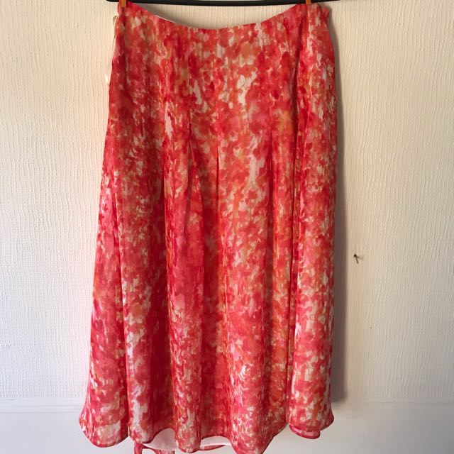 Mid Maxi Skirt