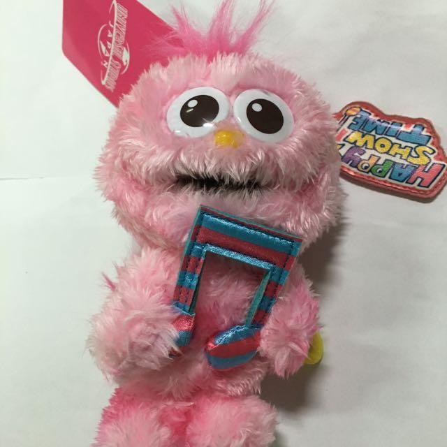 日本環球影城限定🎵粉紅Moppy 吊飾
