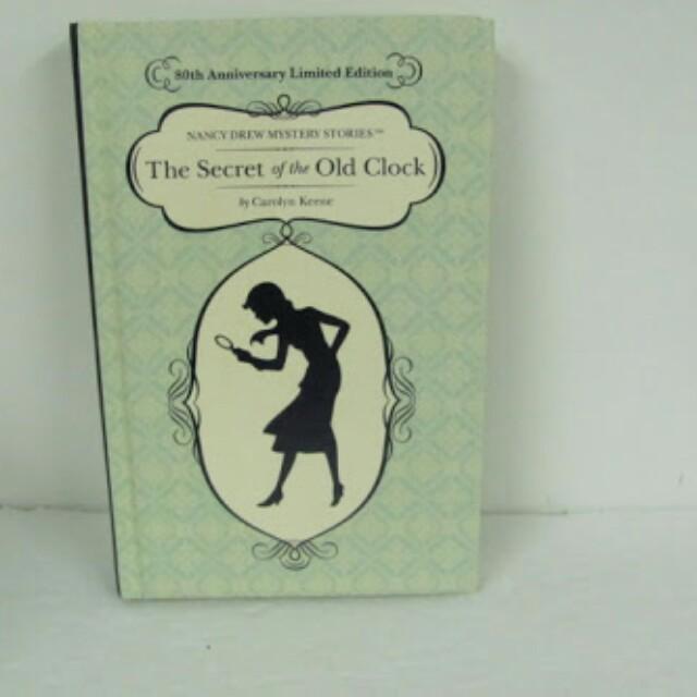 Nancy Drew - The Secret Life of the Old Clock