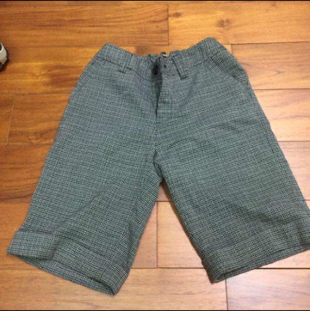 net 冬季短褲 34號 Xs或S 近全新