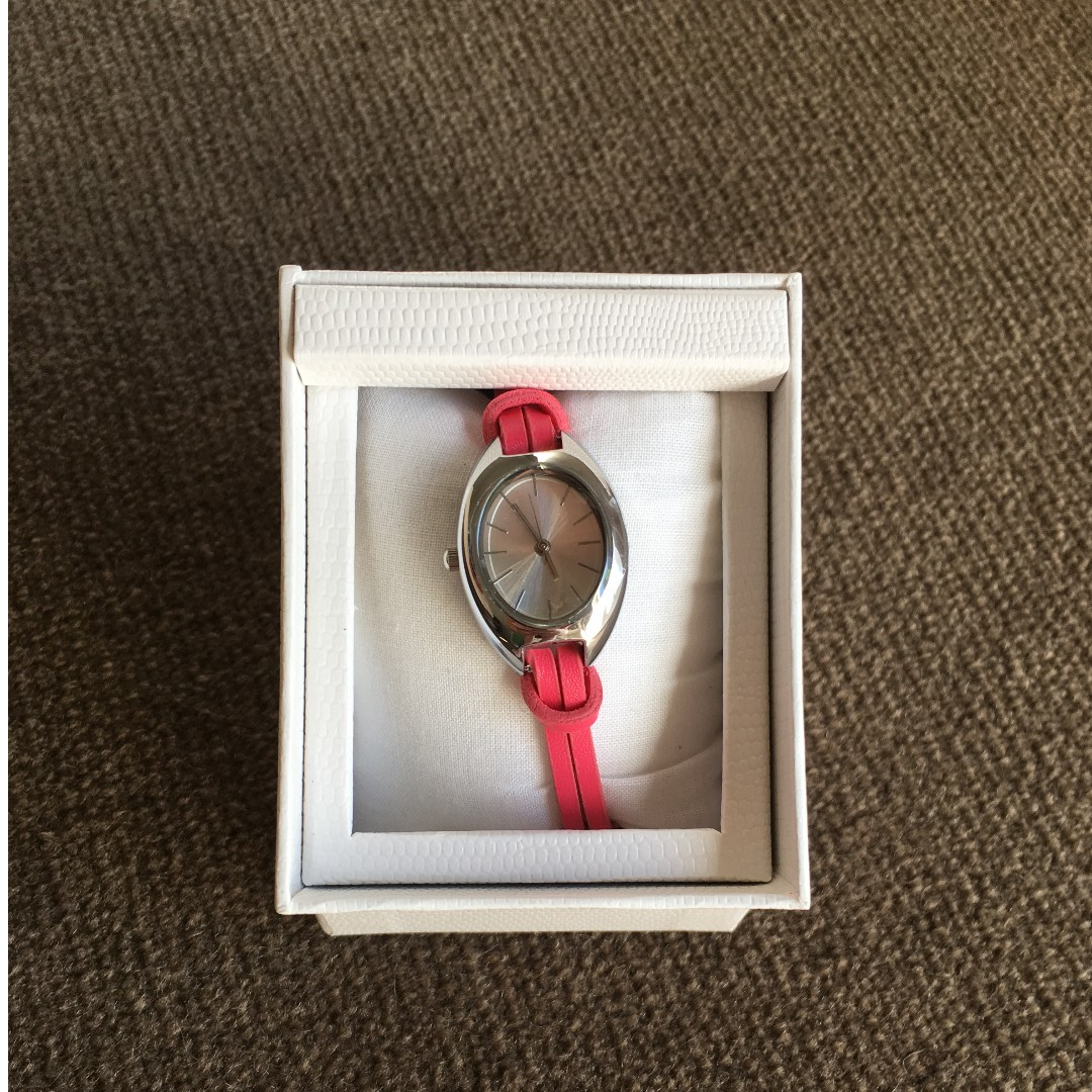 *NEW* Pink Watch In Box