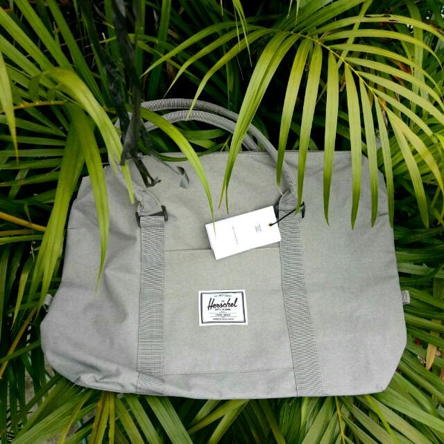 ON-HAND: Herschel Strand Duffle bag 28.5L (Authentic)
